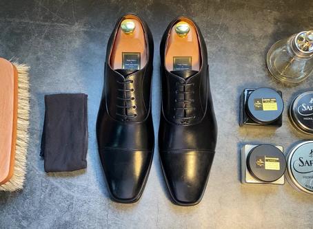 男士必學皮鞋護理法8分鐘