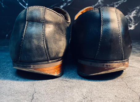 【鞋底磨損,竟和這些疾病有關❗️❗️❗️】