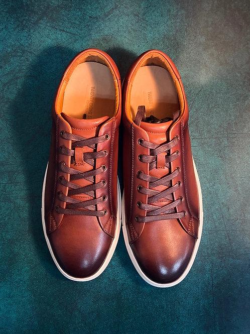 Vintage Full Leather Sneaker 0072c