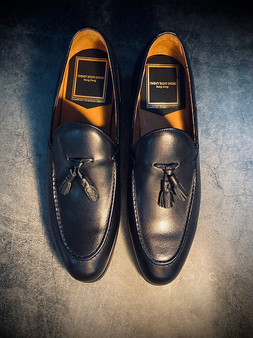 Tassel Leather Loafer DS6723