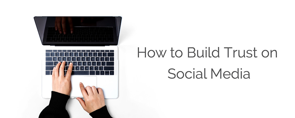 How to Build Trust on Social Media with Peyton Marie Marketing