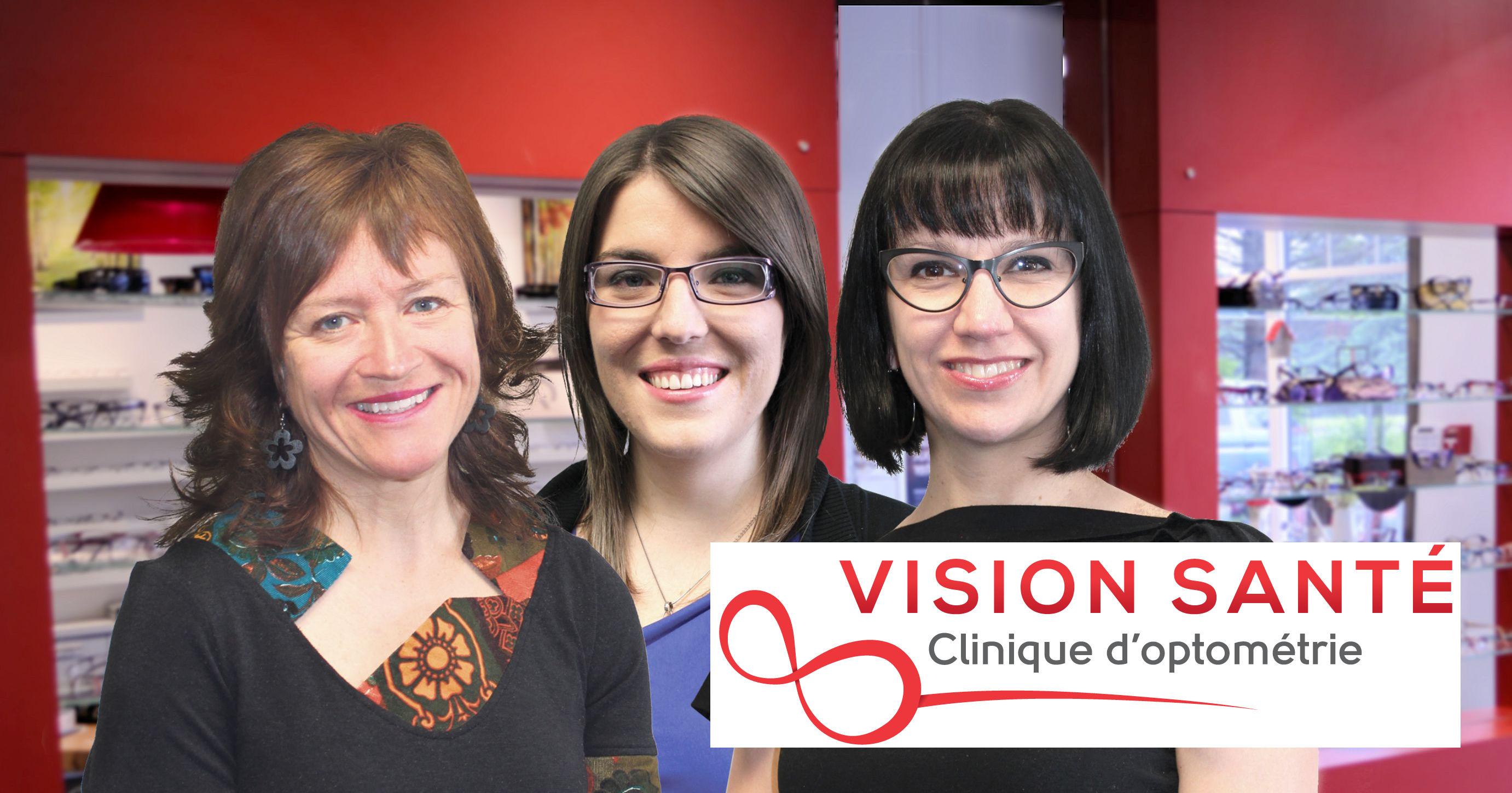 Vision Santé Clinique d optométrie - Dre Carole Roth - Lac-Beauport 2a44653573cf
