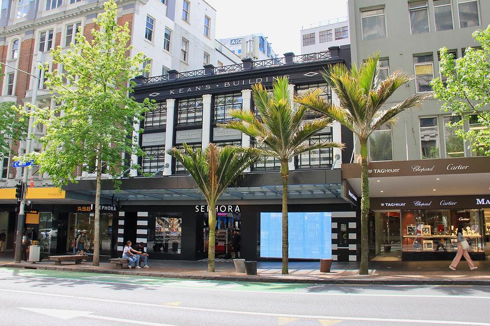 SPL Seismic Work Queent St, Auckland