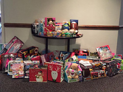 Our 2015 Toy Drive