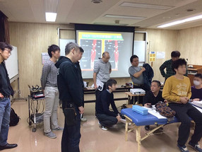 2017.3.4 ハイボルテージ電流療法セミナー @群馬 大石先生