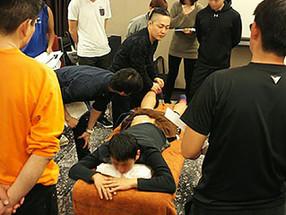 2017.4.9 ハイボルテージ療法セミナー @大阪 大石先生
