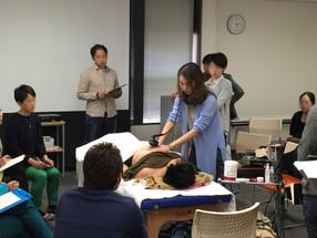2015.3.22 健康エステセミナー @東京 中村先生
