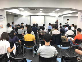 2017.6.10-11 ハイボルテージ電流療法セミナー @東京 大石先生