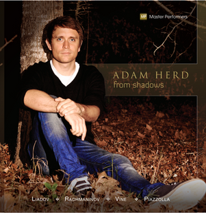 Adam Herd From Shadows CD Cover