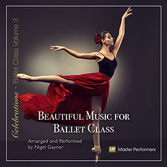 Beautiful Music for Ballet Class Vol 3.j