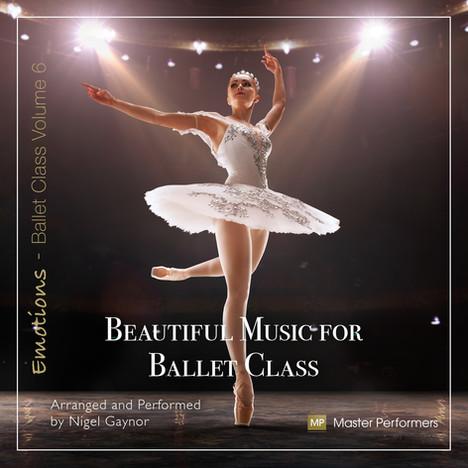 Beautiful Music for Ballet Class Vol 6.j
