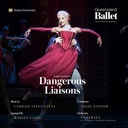 Nigel Gaynor, conductor, Queensland Ballet Liam Scarlett's DANGEROUS LIAISONS