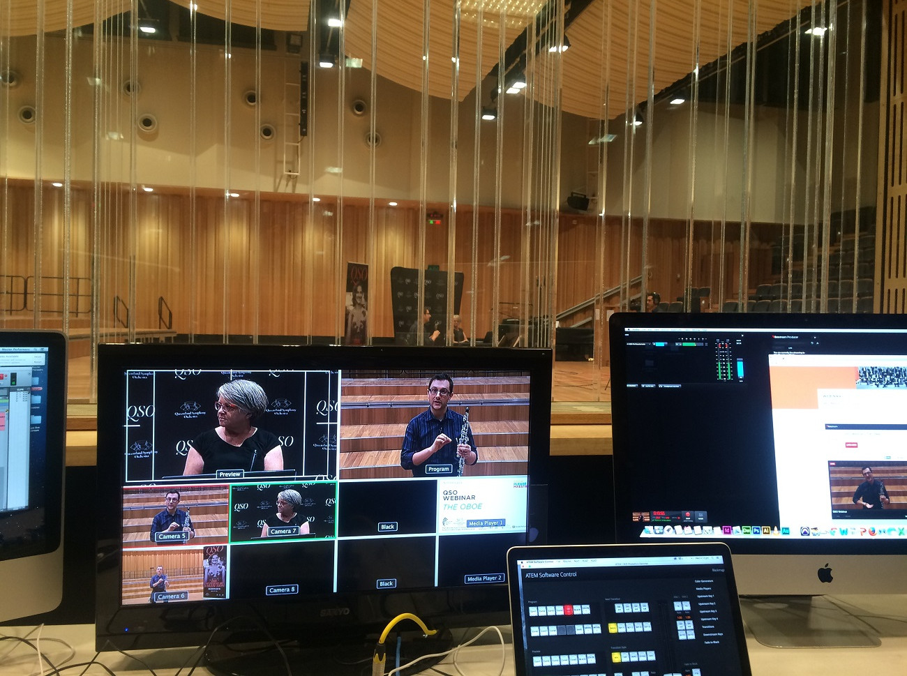Classical Film and Sound - Live Streaming