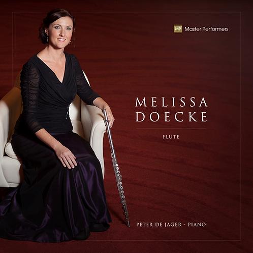 Melissa Doecke (flute) & Peter de Jager (piano)