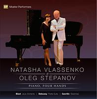 Natasha Vlassenko Oleg Stepanov cover