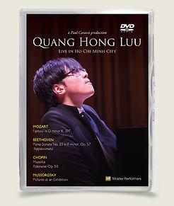 Quang Hong Luu Live in Ho Chi Minh City