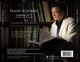 MP 21 003 Gerard Schwarz: Franz Schubert