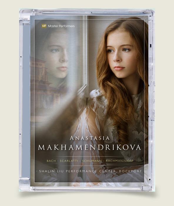 Anastasia Makhamendrikova