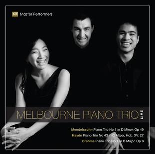 Melbourne Piano Trio CD Cover