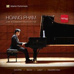 Hoang Pham - Live at Elisabeth Murdoch Hall