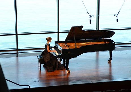 Anastasia Makhamendrikova - Shalin Liu Concert Hall, Rockport