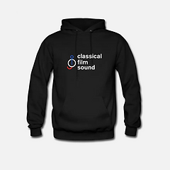 Classial Film an Sound Hoody