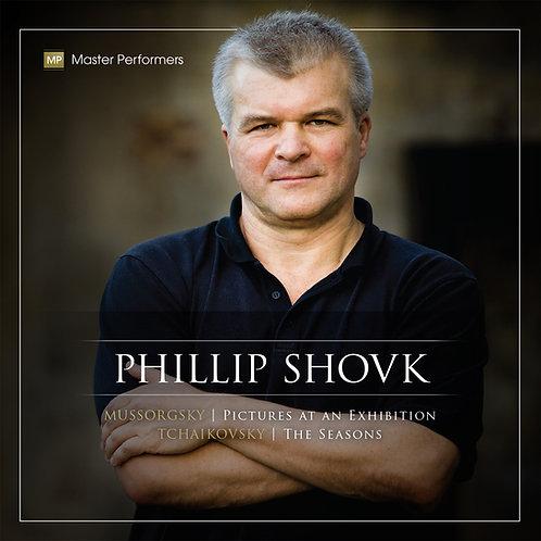 Phillip Shovk MUSSORGSKY TCHAIKOVSKY