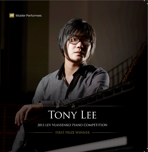 Tony Lee 2013 LEV VLASSENKO PIANO COMPETITION FIRST PRIZE WINNER