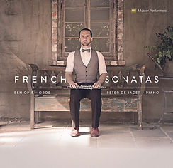 Ben Opie French Sonatas
