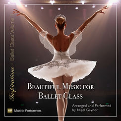Beautiful Music For Ballet Class Vol 1.j