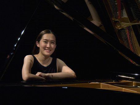 Introducing Prizewinning Pianist - Leanne Jin