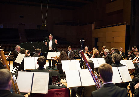 Phillip Kawin, Gerard Schwarz and the Russian National Orchestra