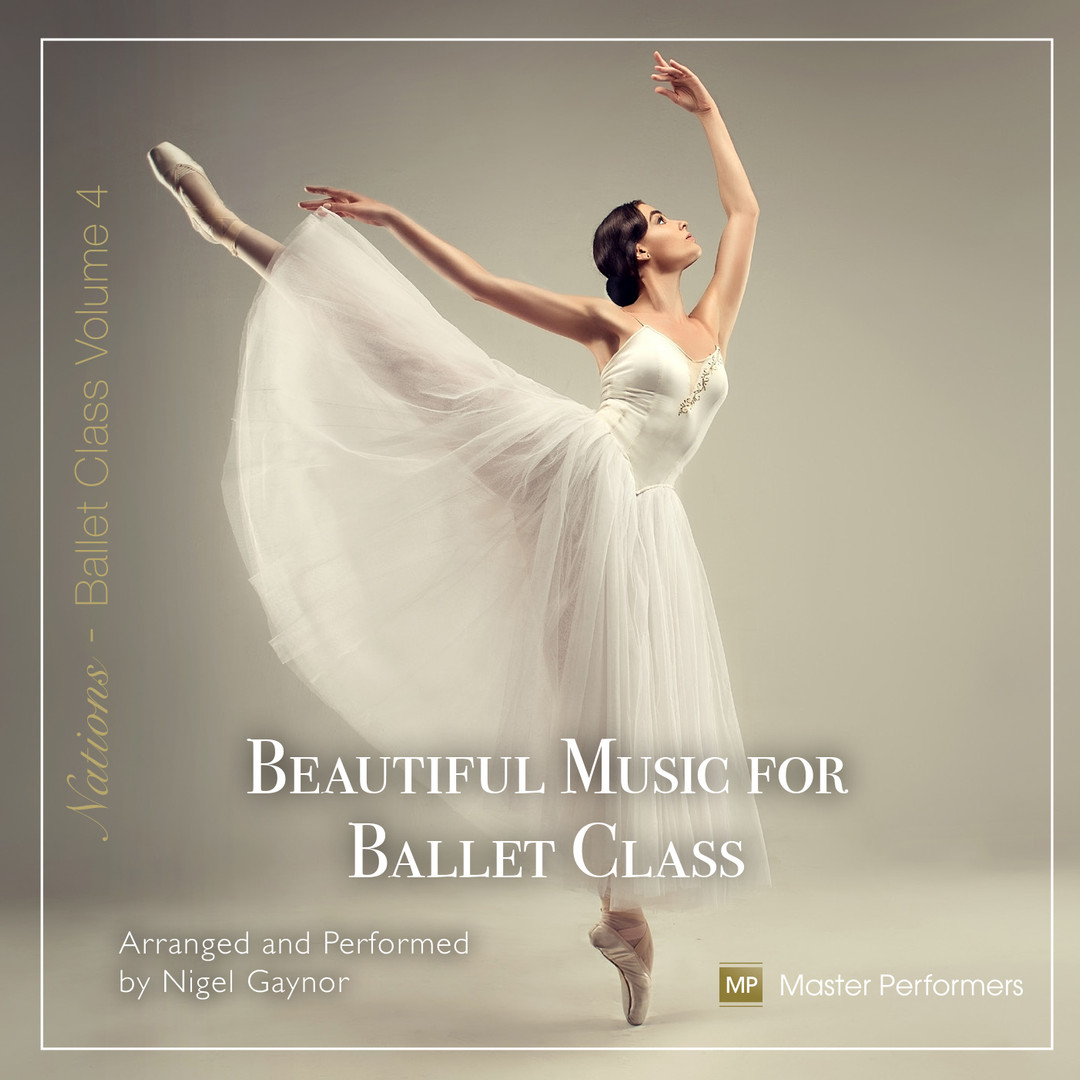 Beautiful Music for Ballet Class vol 4.j