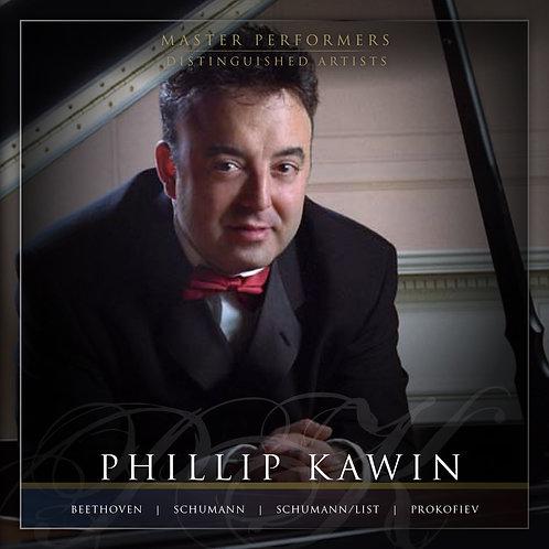 Phillip Kawin BEETHOVEN SCHUMANN SCHUMANN/LISZT PROKOFIEV