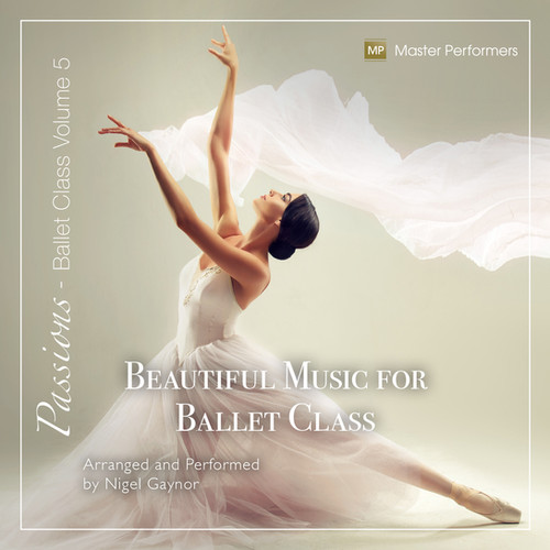Beautiful Music for Ballet Class Vol 5.j