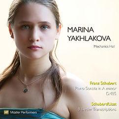 Marina Yakhlakova - Mechanics Hall Soundtrack