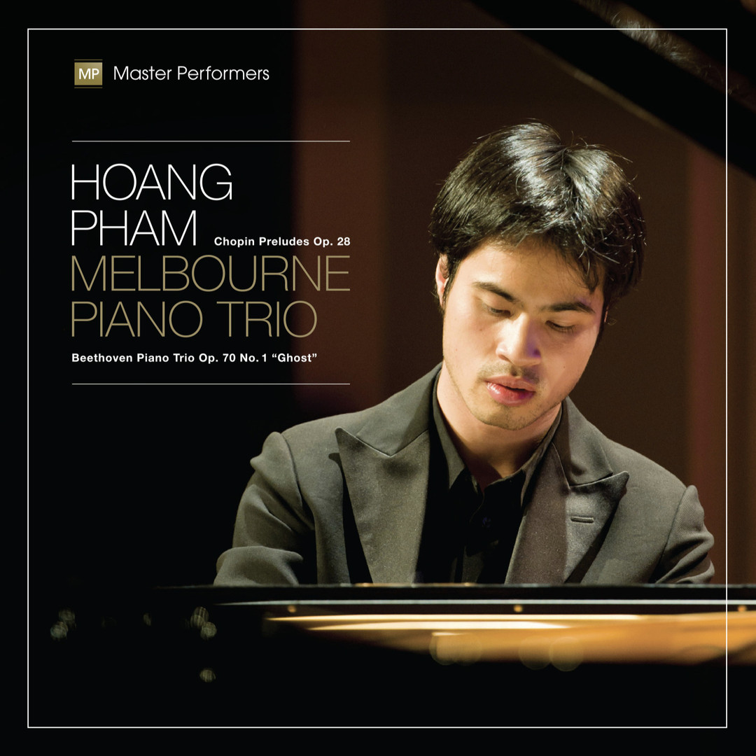 Hoang Pham Melbourne Piano Trio CD Cover