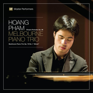 Hoang Pham Melbourne Piano Trio CD Cover