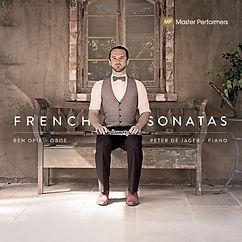 French Sonatas - Ben Opie