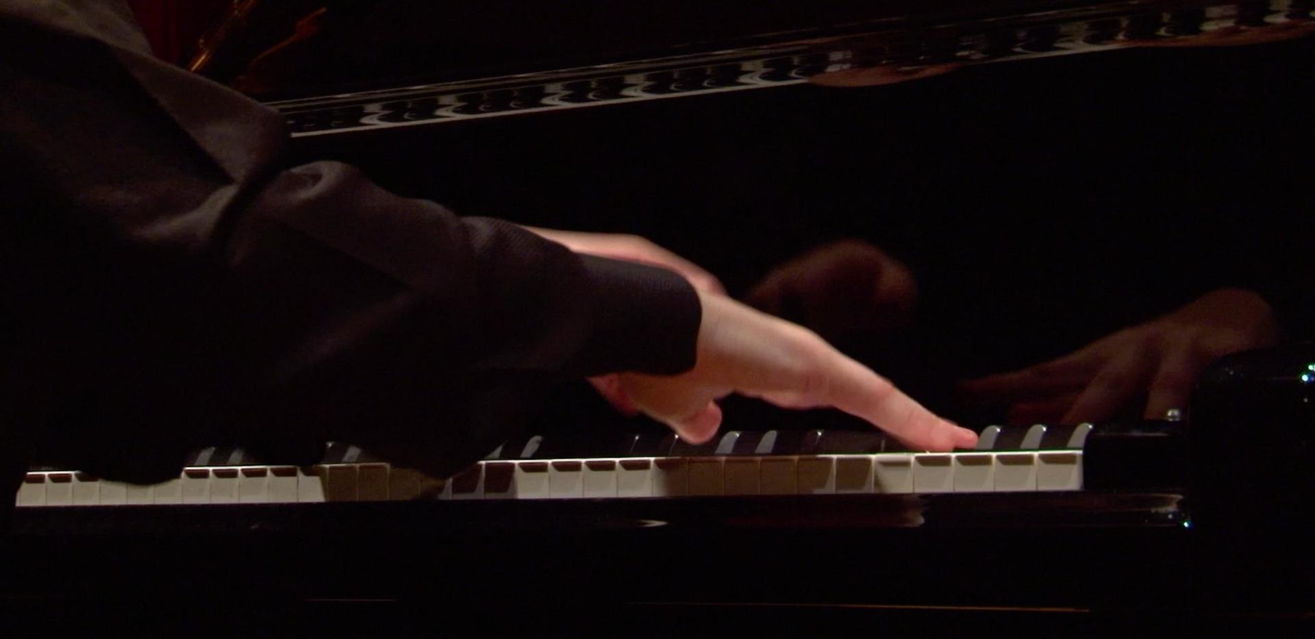 Alexander Malofeev in Recital
