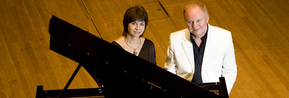 Natasha Vlassenko & Oleg Stepanov