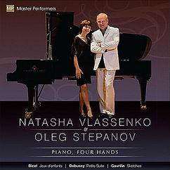 Natasha Vlassenko & Oleg Stepanov  Piano - Four Hands