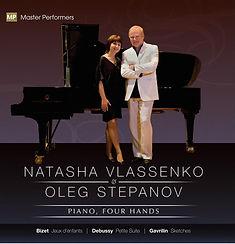 Natasha Vlassenko Oleg Stepanov