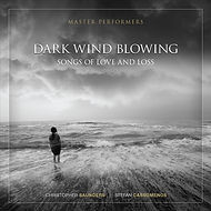 Dark Wind Blowing Christopher Saunders Stefan Cassomenos
