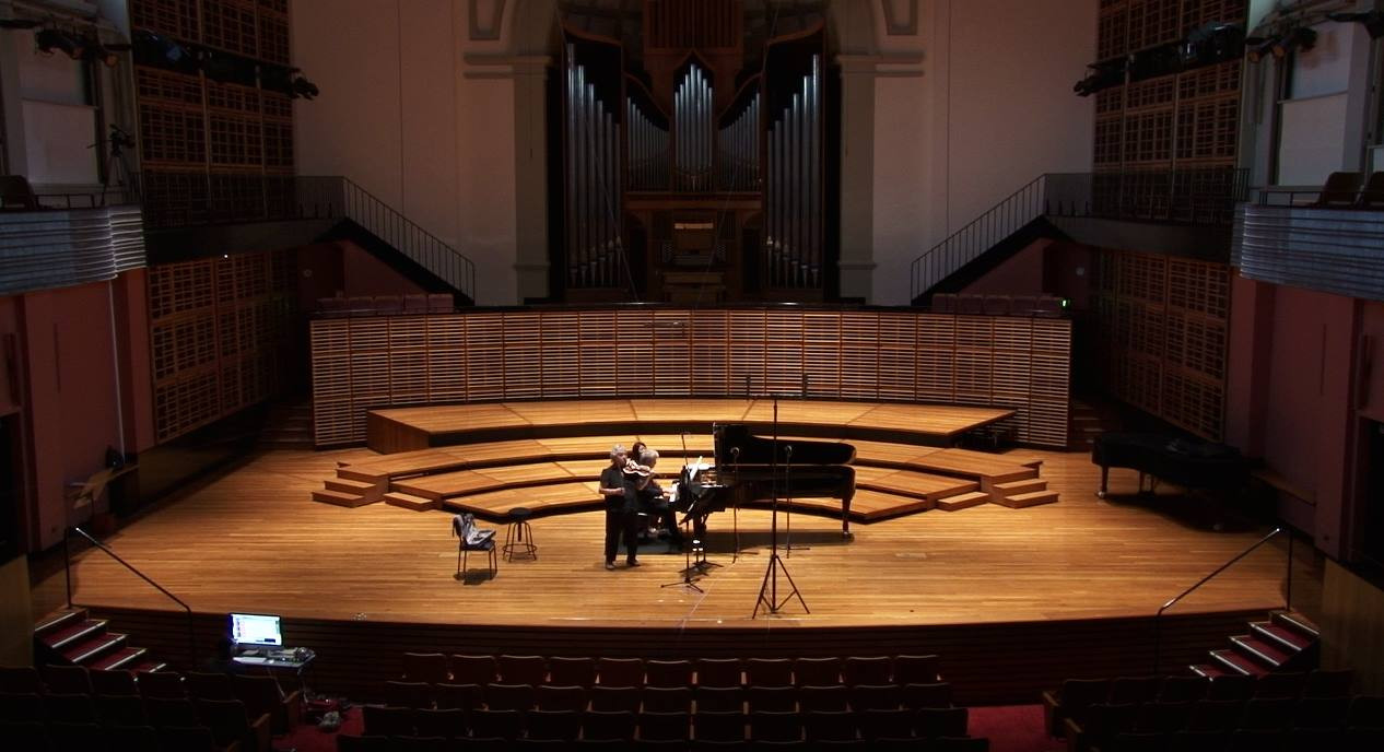 Classical Film and Sound - Concert Hall - Recording