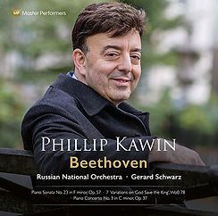 MP 20 001 Beethoven Phillip Kawin Cover.