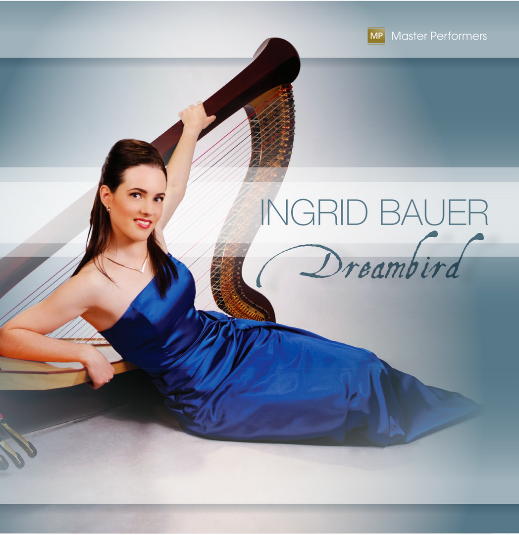 Ingrid Bauer Dreambird CD Cover