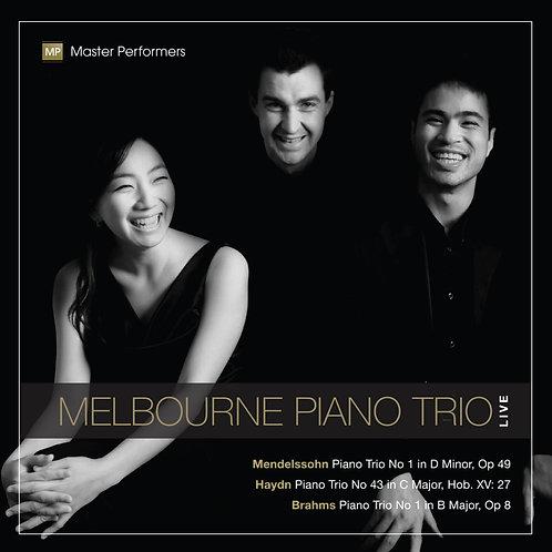 Melbourne Piano Trio MENDELSSOHN HAYDN BRAHMS