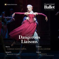 Queensland Ballet-DANGEROUS LIAISONS