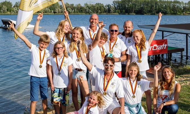 Caputh wird Mannschaftsmeister & Jugend holt fast alle Medaillen!